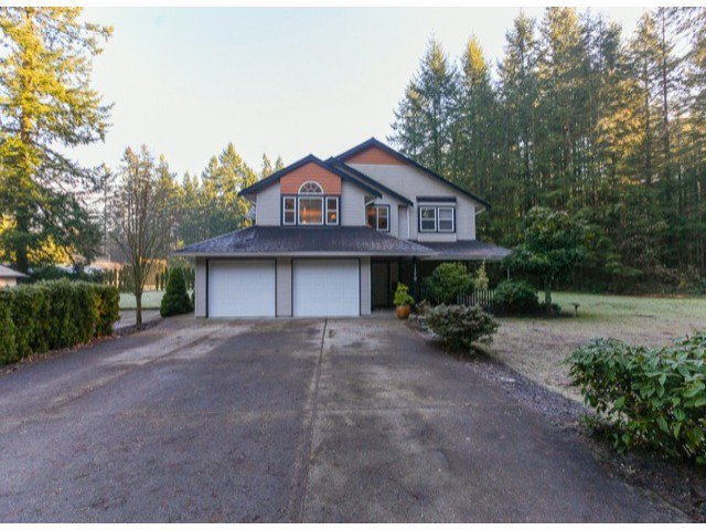 Main Photo: 3170 196TH Street in Langley: Home for sale : MLS®# F1429786