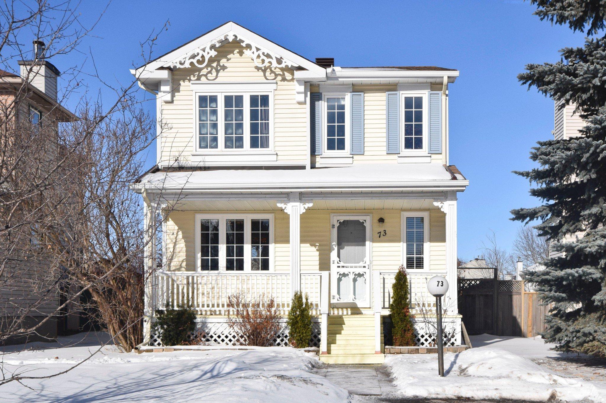 Main Photo: 73 Houlahan Street in Ottawa: House for sale : MLS®# 1090130