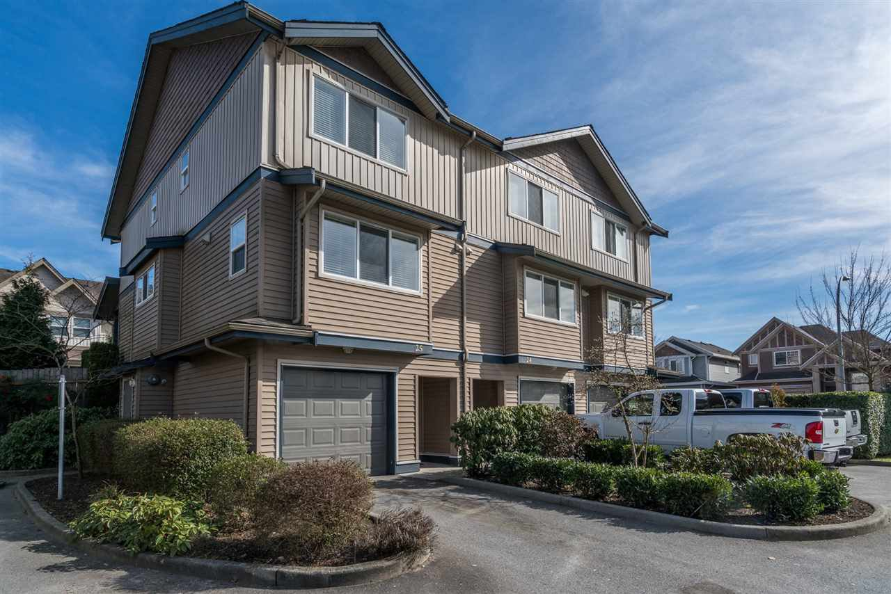 """Main Photo: 25 1268 RIVERSIDE Drive in Port Coquitlam: Riverwood Townhouse for sale in """"SOMERSTON LANE"""" : MLS®# R2246983"""