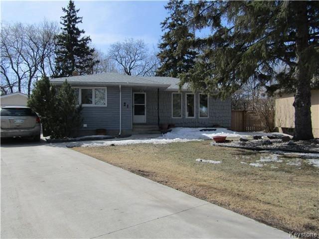 Main Photo: 21 Kenneth Street in Winnipeg: East Fort Garry Residential for sale (1J)  : MLS®# 1808873