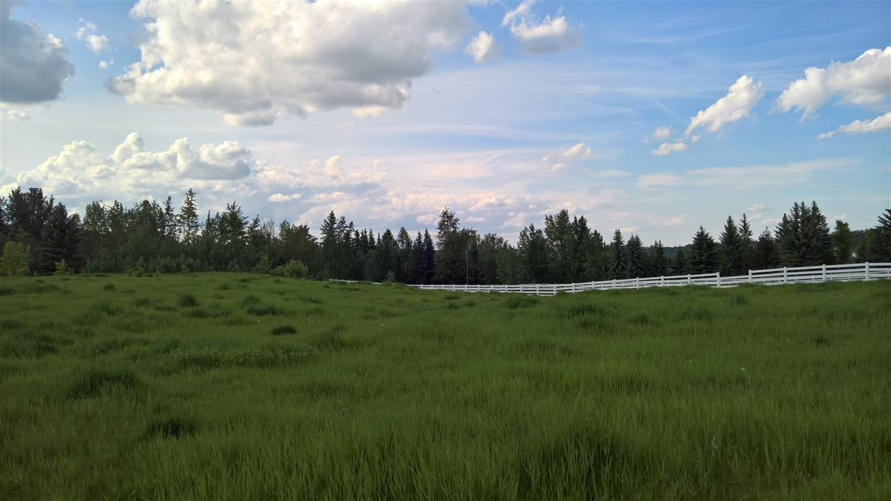 Main Photo: 22 51209 RGE RD 255 Road: Rural Parkland County Rural Land/Vacant Lot for sale : MLS®# E4136386