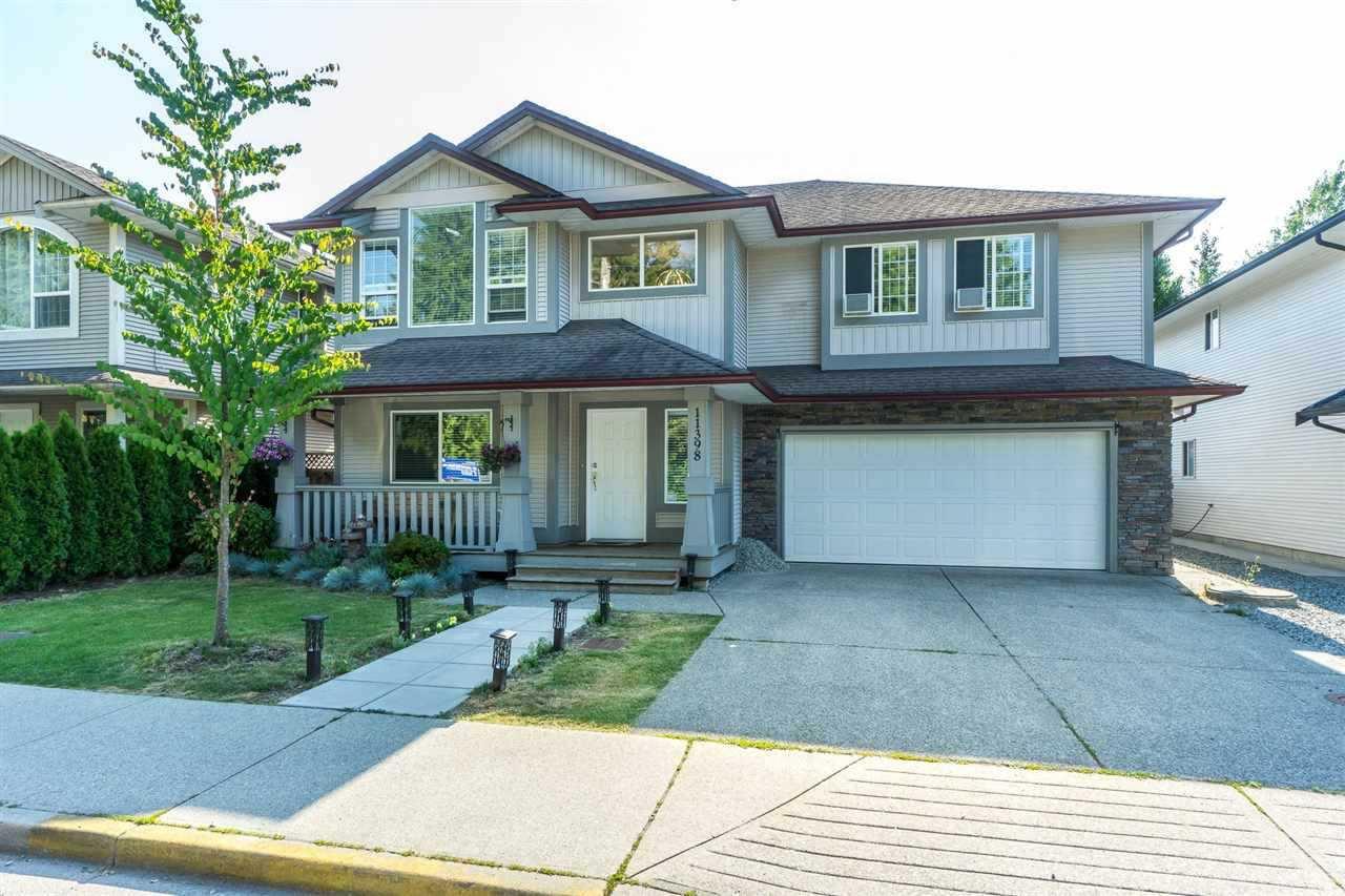 "Main Photo: 11398 236 Street in Maple Ridge: Cottonwood MR House for sale in ""COTTONWOOD"" : MLS®# R2346663"