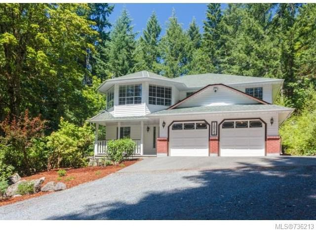 Main Photo: 1825 Cliffside Rd in VICTORIA: ML Shawnigan Single Family Detached for sale (Malahat & Area)  : MLS®# 736213