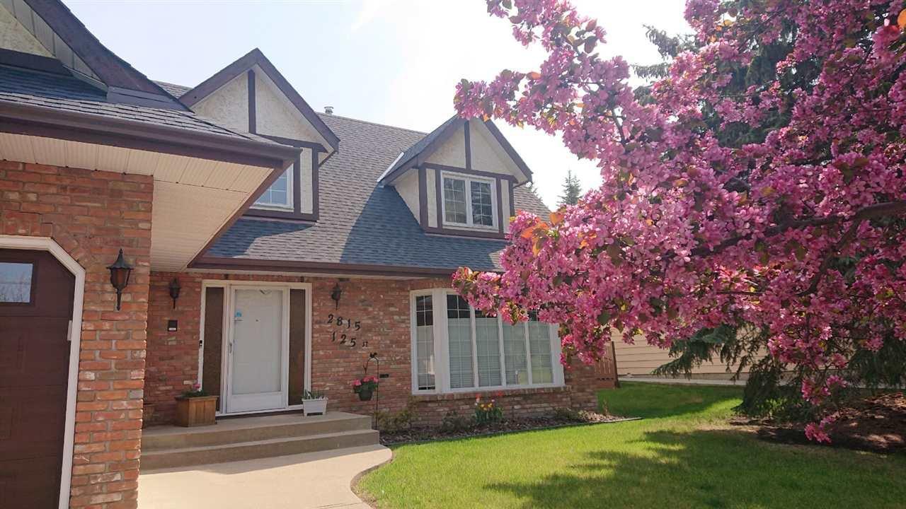 Main Photo: 2815 125 Street in Edmonton: Zone 16 House for sale : MLS®# E4161938