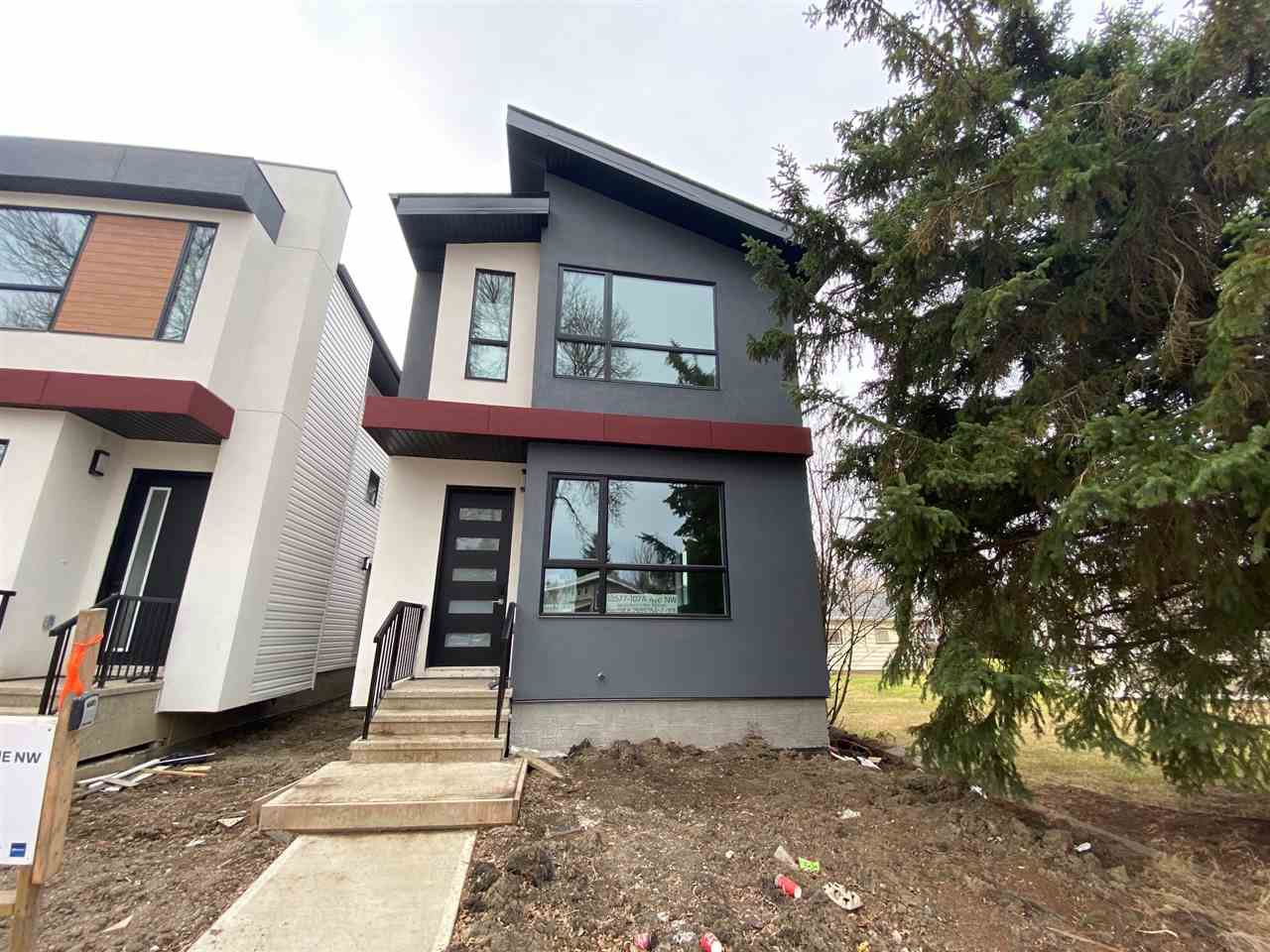 Main Photo: 13577 107A Avenue in Edmonton: Zone 07 House for sale : MLS®# E4193892