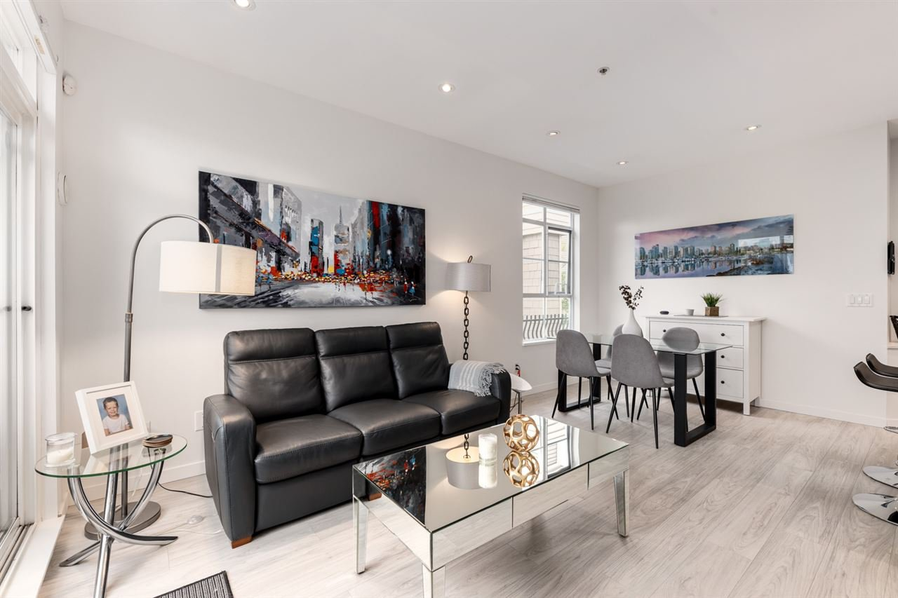 """Main Photo: 306 680 W 7TH Avenue in Vancouver: Fairview VW Condo for sale in """"Liberte"""" (Vancouver West)  : MLS®# R2457601"""