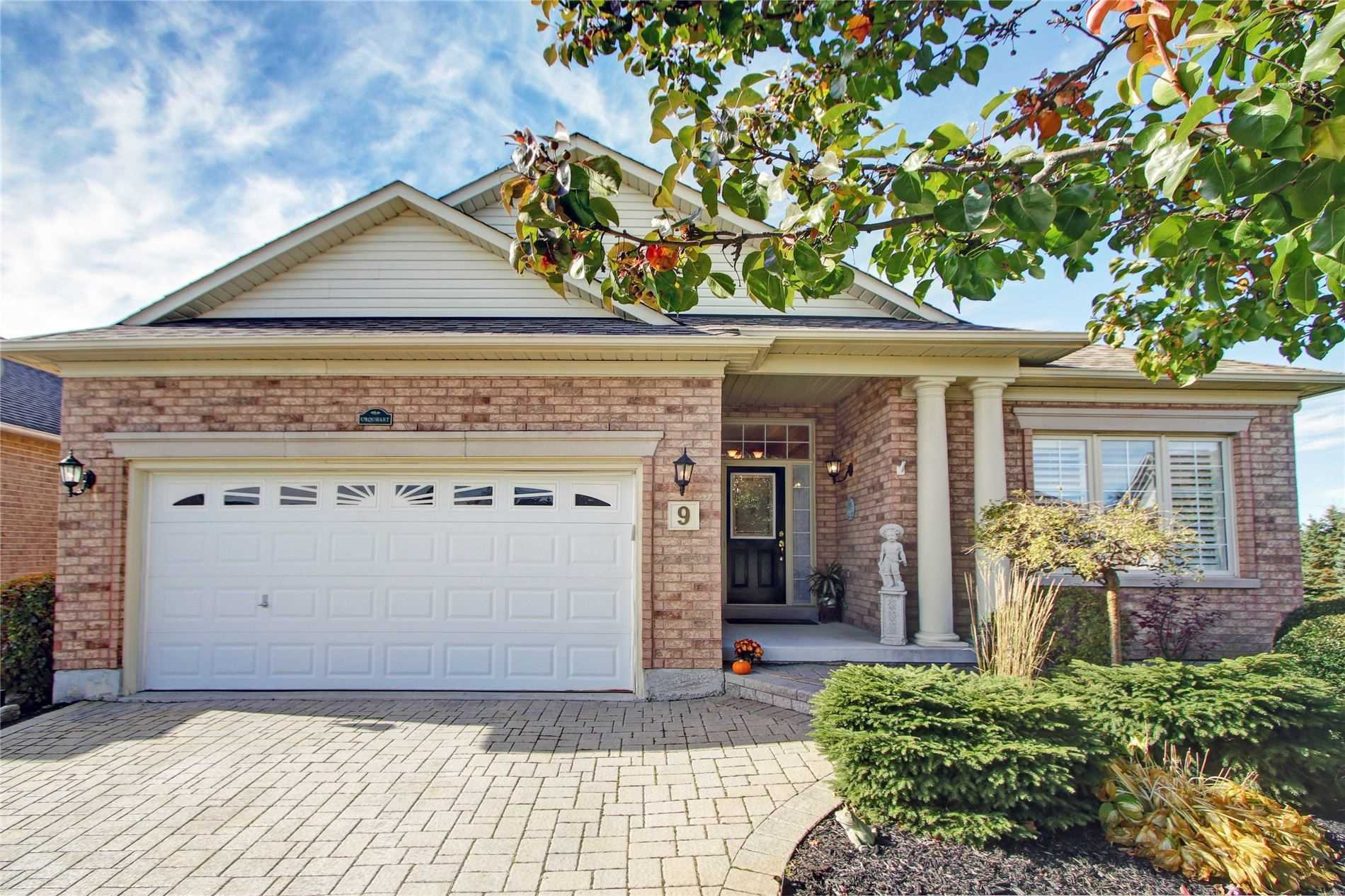 Main Photo: 9 Jack's Round in Whitchurch-Stouffville: Freehold for sale : MLS®# N4619544