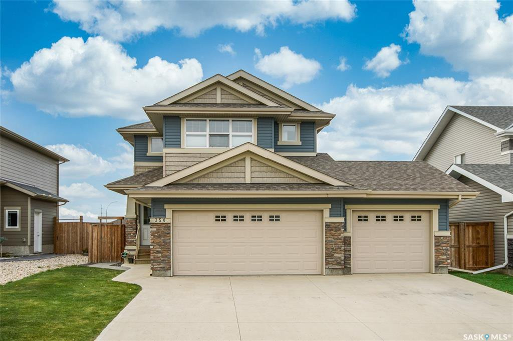 Main Photo: 358 Pichler Crescent in Saskatoon: Rosewood Residential for sale : MLS®# SK830886