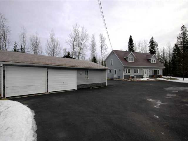 Main Photo: 5582 MACKUS Road in Prince George: North Blackburn House for sale (PG City South East (Zone 75))  : MLS®# N215218