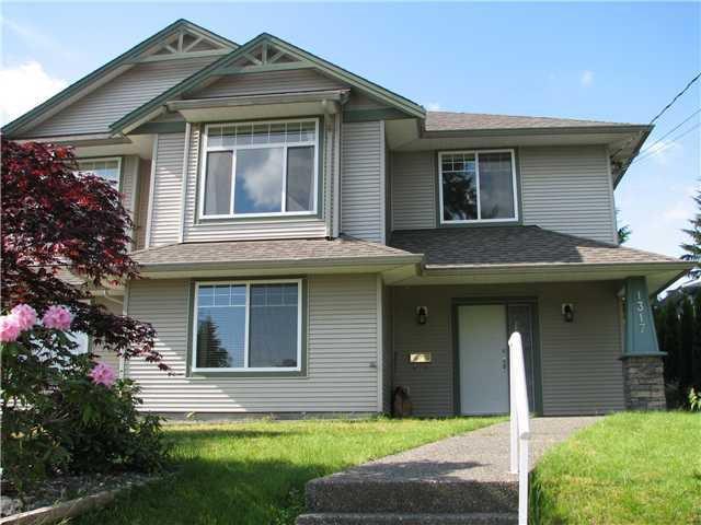 Main Photo: 1317 THOMAS Avenue in Coquitlam: Maillardville Condo for sale : MLS®# V955219