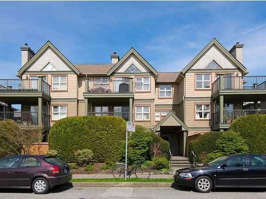 "Main Photo: 104 935 W 15TH Avenue in Vancouver: Fairview VW Condo for sale in ""THE EMPRESS"" (Vancouver West)  : MLS®# V1059558"