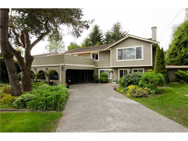 "Main Photo: 1675 58A Street in Tsawwassen: Beach Grove House for sale in ""BEACH GROVE"" : MLS®# V1062770"