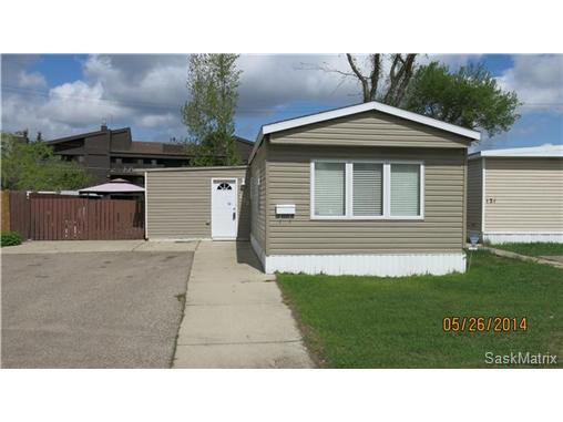 Photo 3: Photos: 123 219 Grant Street in Saskatoon: Forest Grove Mobile (Rented Lot) for sale (Saskatoon Area 01)  : MLS®# 499637