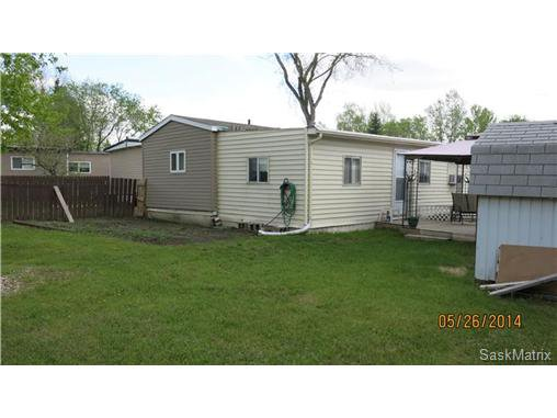 Photo 21: Photos: 123 219 Grant Street in Saskatoon: Forest Grove Mobile (Rented Lot) for sale (Saskatoon Area 01)  : MLS®# 499637