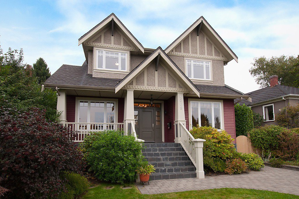 Photo 2: Photos: 4069 W 34TH Avenue in Vancouver: Dunbar House for sale (Vancouver West)  : MLS®# V1086034