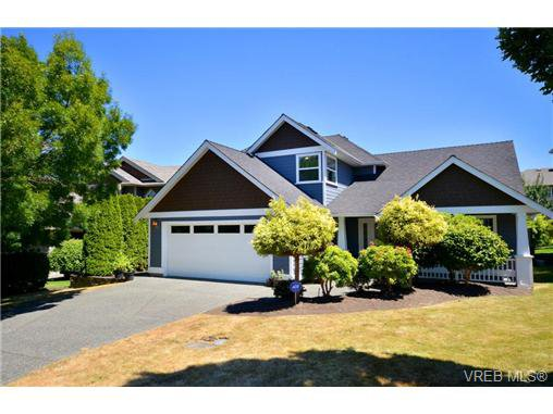 Main Photo: VICTORIA REAL ESTATE = HIGH QUADRA HOME For Sale Sold With Ann Watley