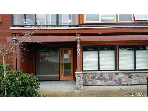 Main Photo: 102 627 Brookside Rd in VICTORIA: Co Latoria Retail for sale (Colwood)  : MLS®# 692573