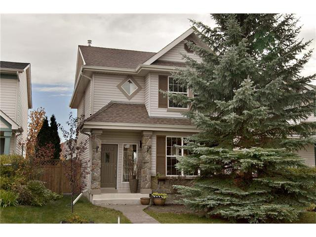 Photo 1: Photos: 115 CHAPARRAL RIDGE Way SE in Calgary: Chaparral House for sale : MLS®# C4033795