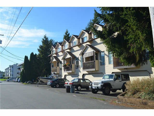 Main Photo: 2 11869 223RD Street in Maple Ridge: West Central Townhouse for sale : MLS®# R2052302