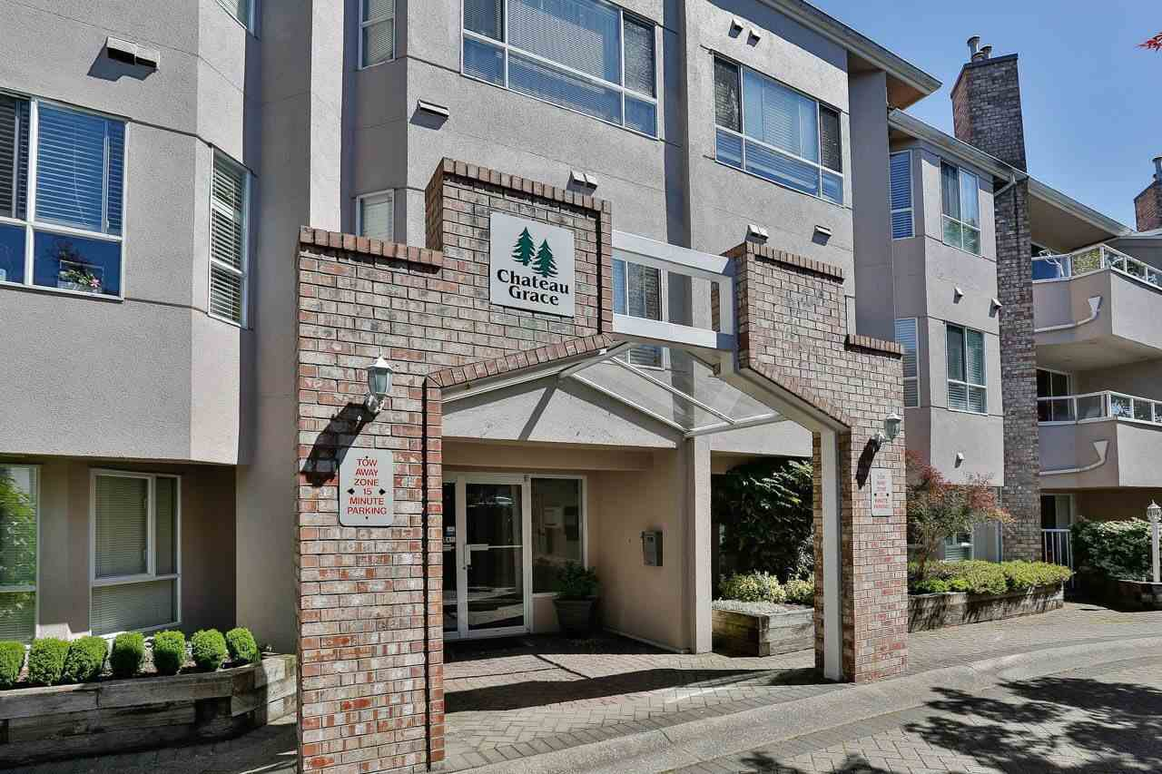 """Main Photo: 320 1952 152A Street in Surrey: King George Corridor Condo for sale in """"Chateau Grace"""" (South Surrey White Rock)  : MLS®# R2067782"""