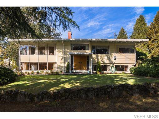 Main Photo: 4590 Scarborough Rd in VICTORIA: SW Beaver Lake Single Family Detached for sale (Saanich West)  : MLS®# 744352