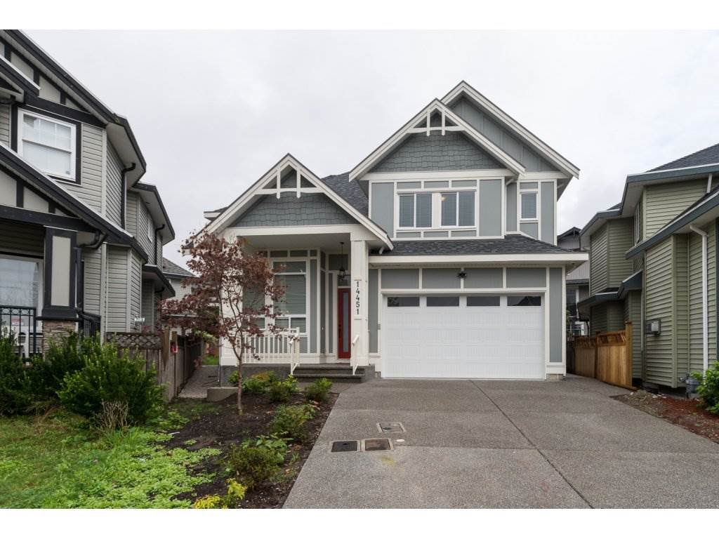 Main Photo: 14451 71 Avenue in Surrey: East Newton House for sale : MLS®# R2133148