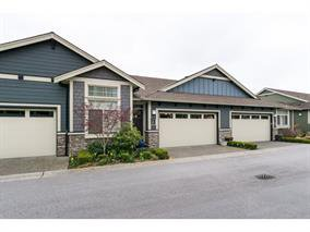Main Photo: 47 350 174 Street in South Surrey: Pacific Douglas Townhouse for sale (South Surrey White Rock)  : MLS®# R2155410
