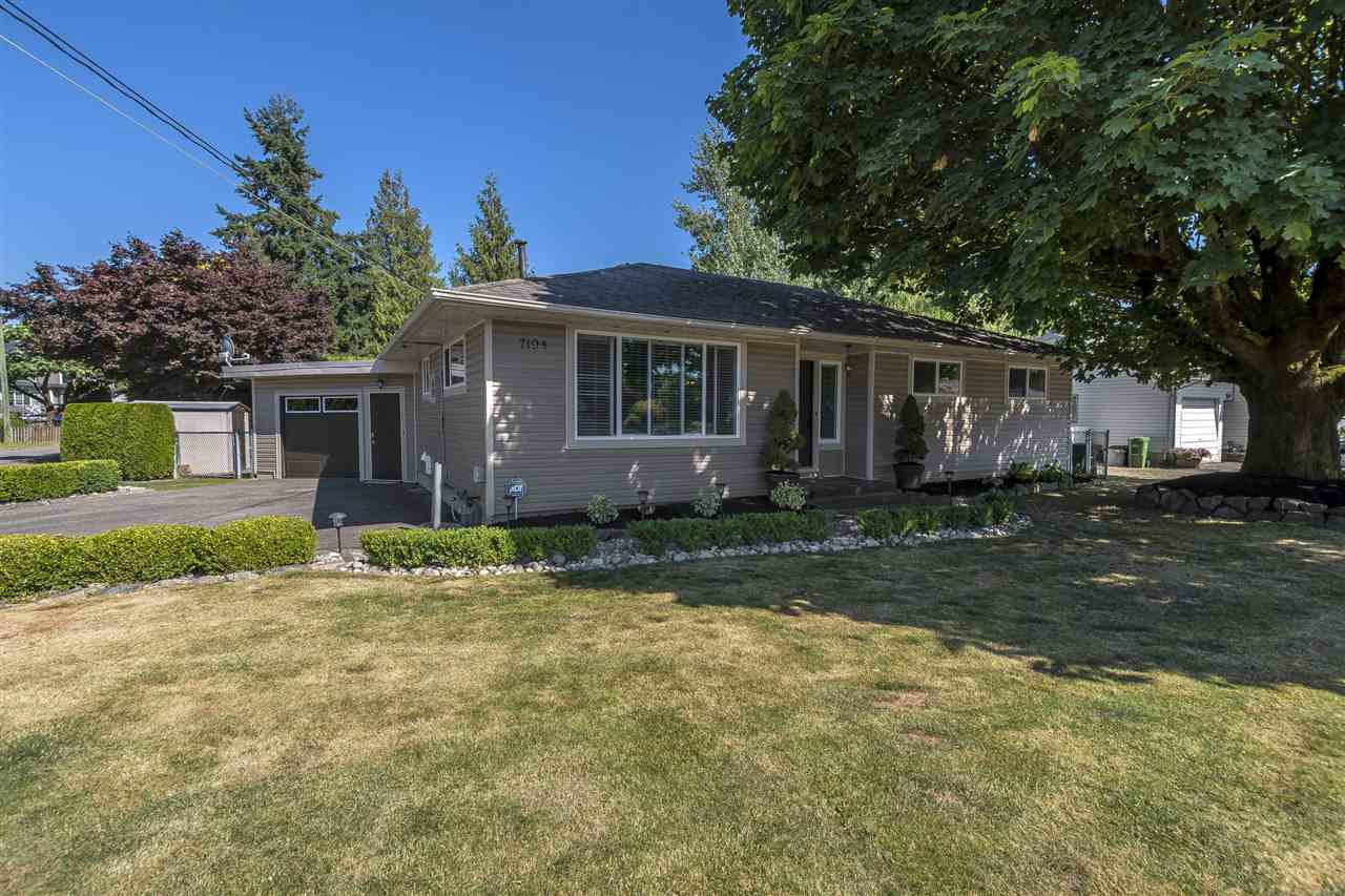 Main Photo: 7194 ROCHESTER Avenue in Sardis: Sardis West Vedder Rd House for sale : MLS®# R2192227