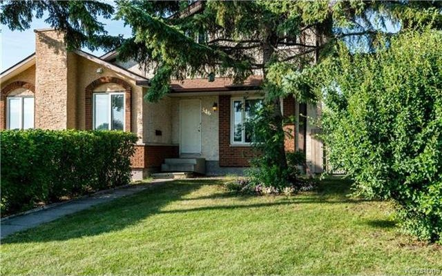 Main Photo: 346 Murray Avenue in Winnipeg: Riverbend Residential for sale (4E)  : MLS®# 1721108