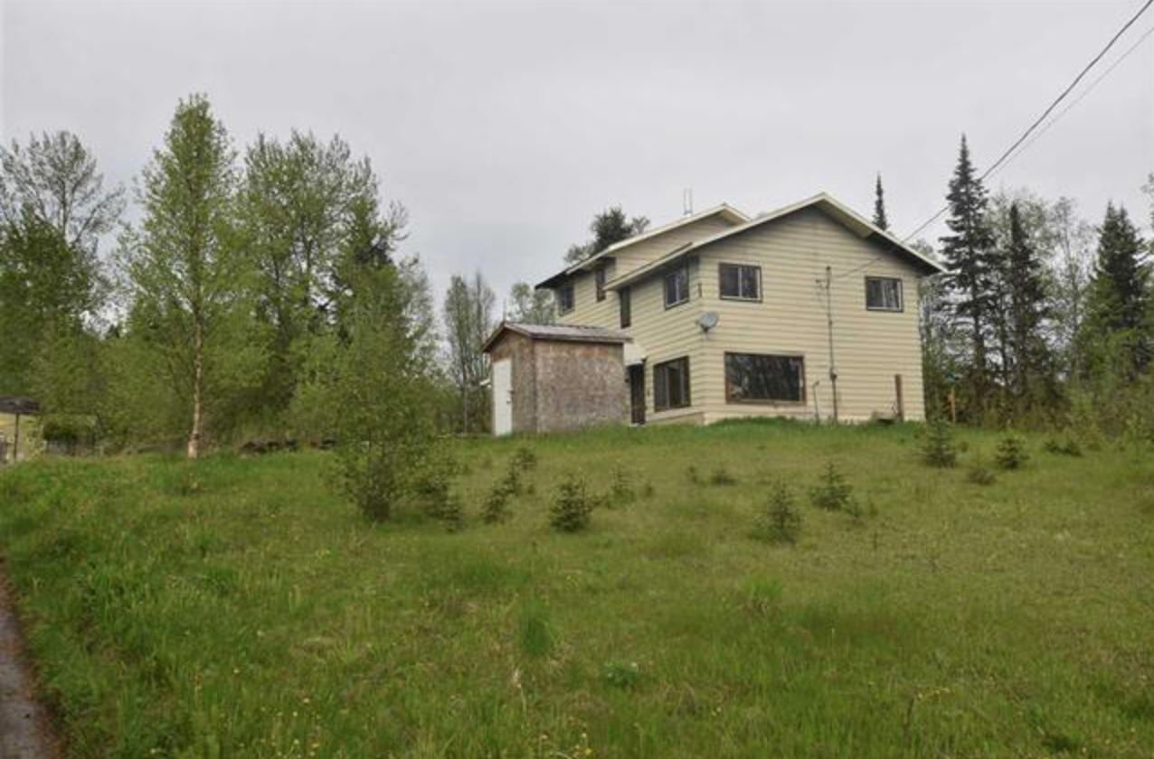 Main Photo: 13705 UPPER FRASER Road in Prince George: Giscome/Ferndale House for sale (PG Rural East (Zone 80))  : MLS®# R2198337