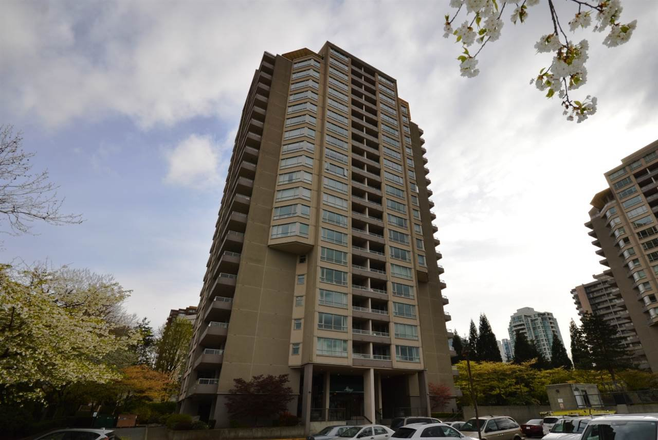 "Main Photo: 502 6055 NELSON Avenue in Burnaby: Forest Glen BS Condo for sale in ""LAMIRAGE"" (Burnaby South)  : MLS®# R2216017"