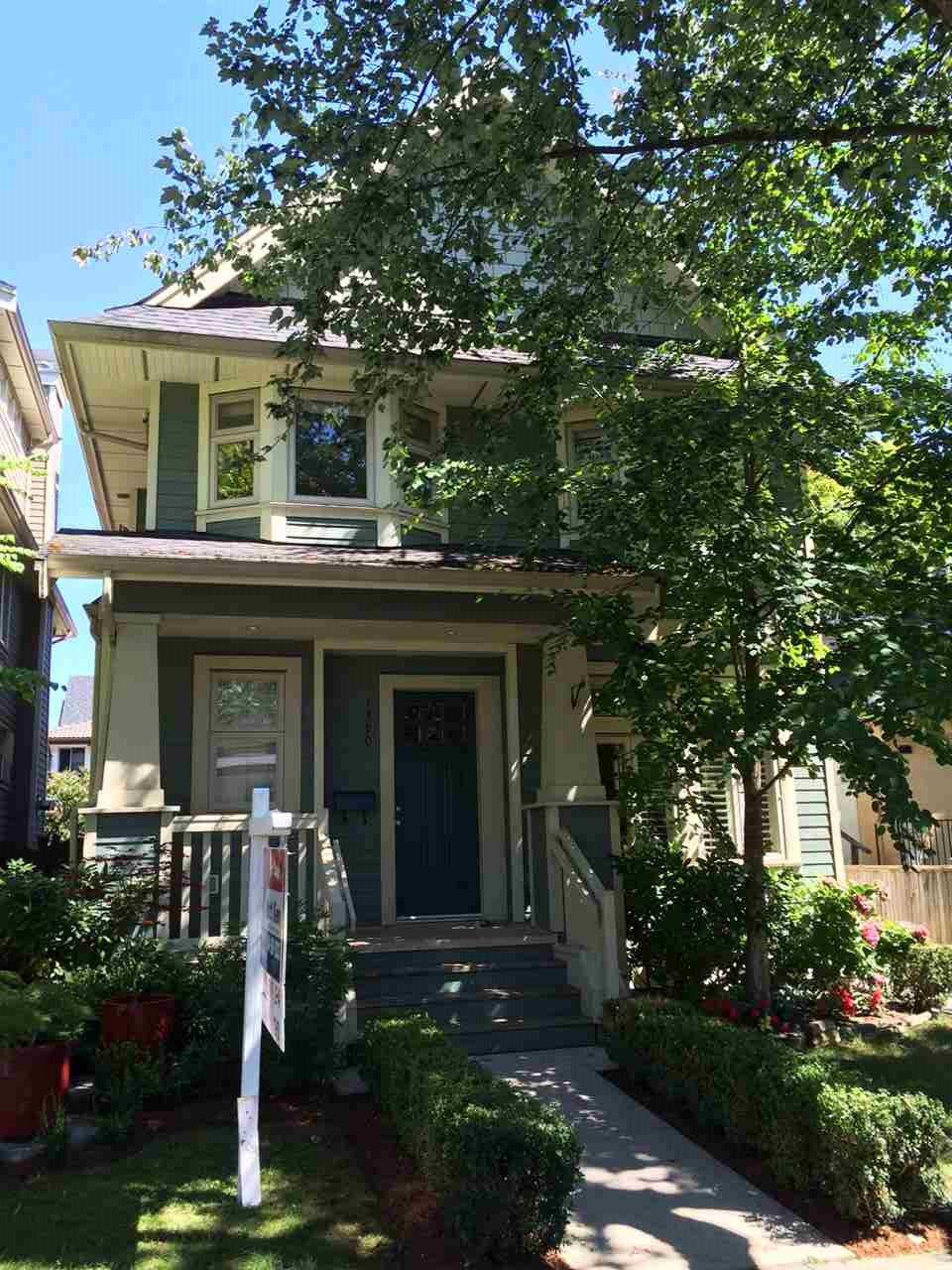 Main Photo: 1390 VICTORIA DRIVE in : Grandview VE House 1/2 Duplex for sale : MLS®# R2099482