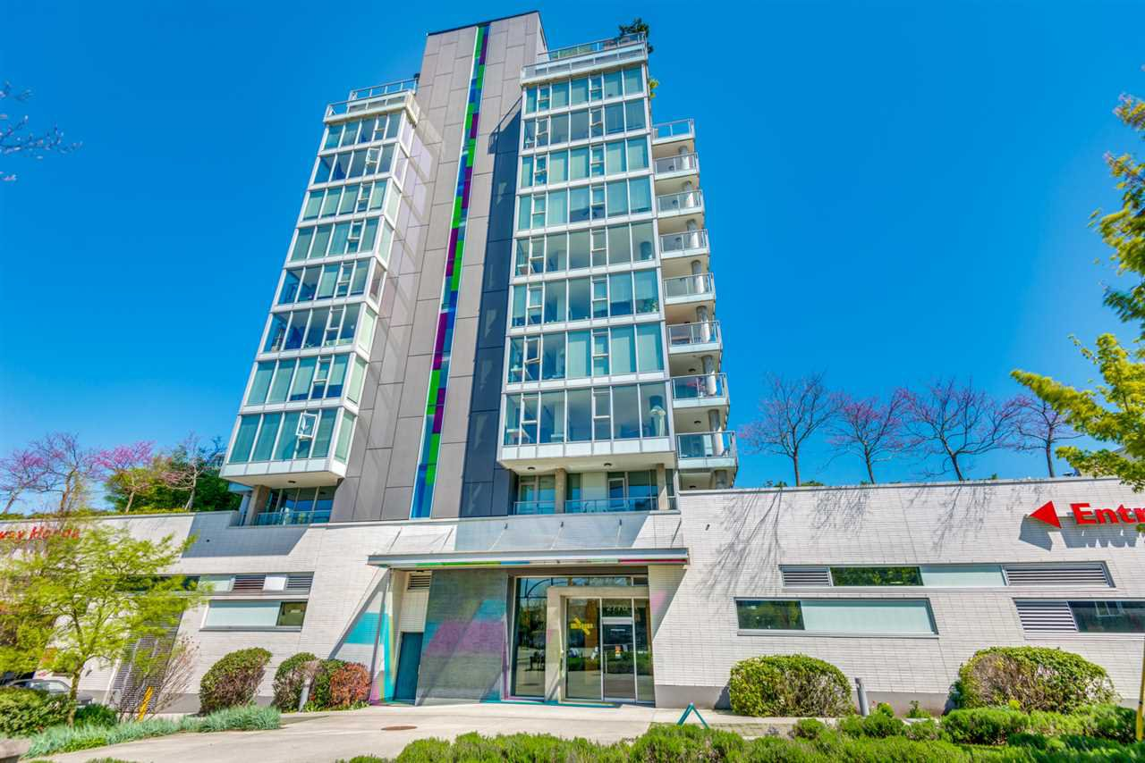 Main Photo: R2262353 - 702 2770 SOPHIA ST, VANCOUVER CONDO