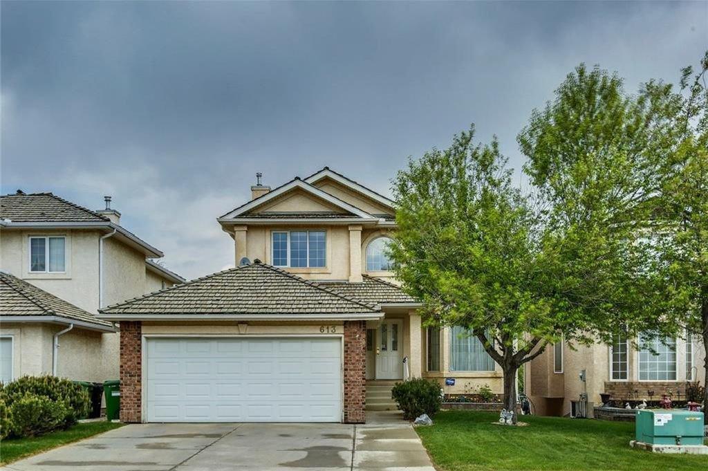 Main Photo: 613 HAMPTONS Drive NW in Calgary: Hamptons House for sale : MLS®# C4186926