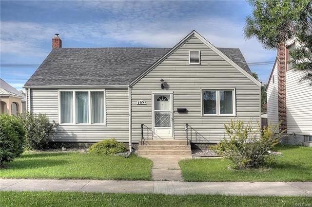 Main Photo: 169 Jefferson Avenue in Winnipeg: West Kildonan Residential for sale (4D)  : MLS®# 1816388
