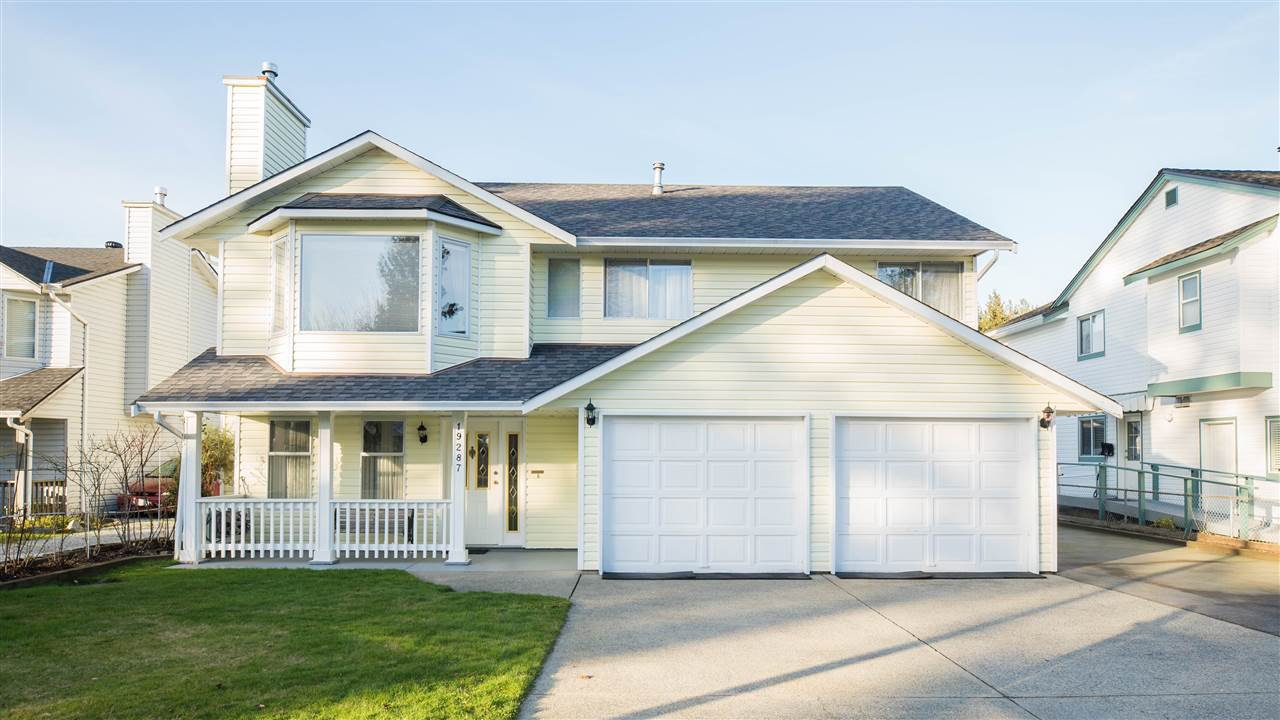 Main Photo: 19287 DAVISON ROAD in : Mid Meadows House for sale : MLS®# R2239298