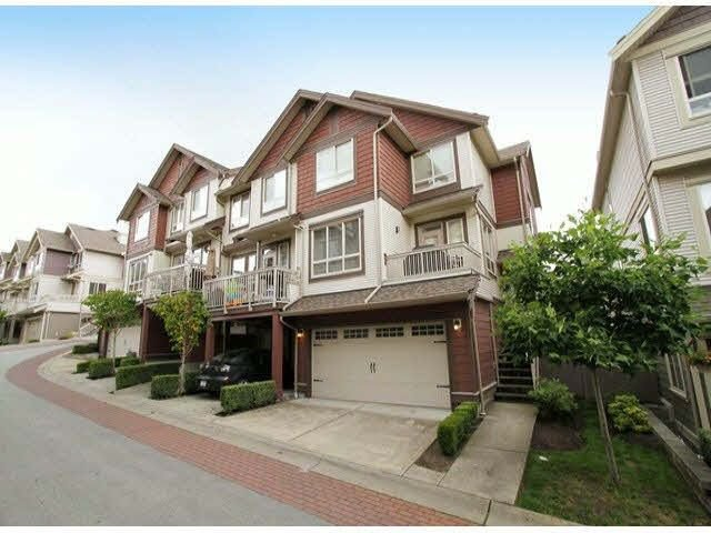 "Main Photo: 51 19560 68 Avenue in Surrey: Clayton Townhouse for sale in ""SOLANA"" (Cloverdale)  : MLS®# R2309768"