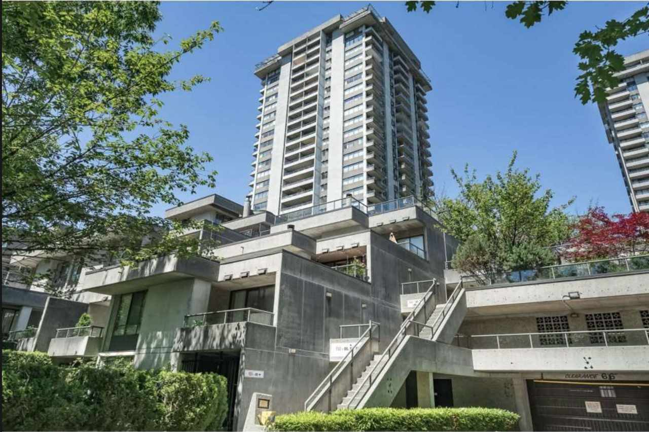 """Main Photo: 1004 3980 CARRIGAN Court in Burnaby: Government Road Condo for sale in """"DISCOVERY PLACE 1"""" (Burnaby North)  : MLS®# R2319602"""