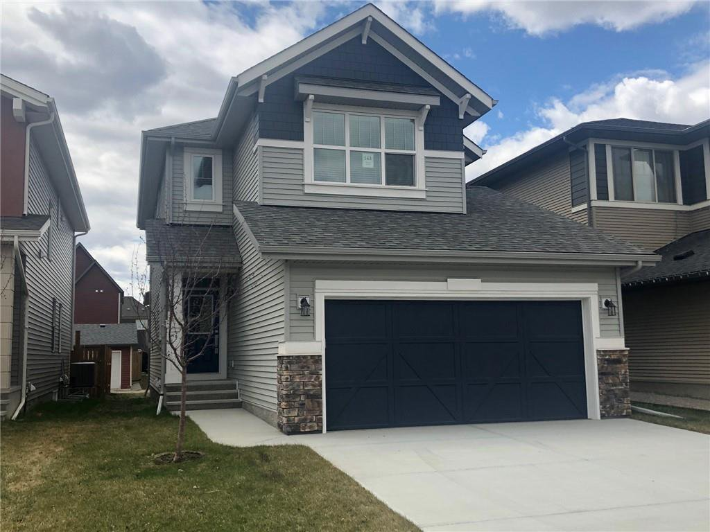 Main Photo: 163 WALDEN Heights SE in Calgary: Walden Detached for sale : MLS®# C4228384