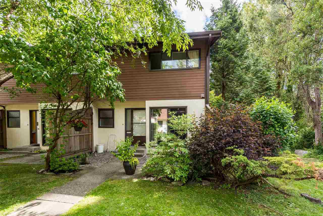 Main Photo: 2887 NEPTUNE Crescent in Burnaby: Simon Fraser Hills Townhouse for sale (Burnaby North)  : MLS®# R2362170