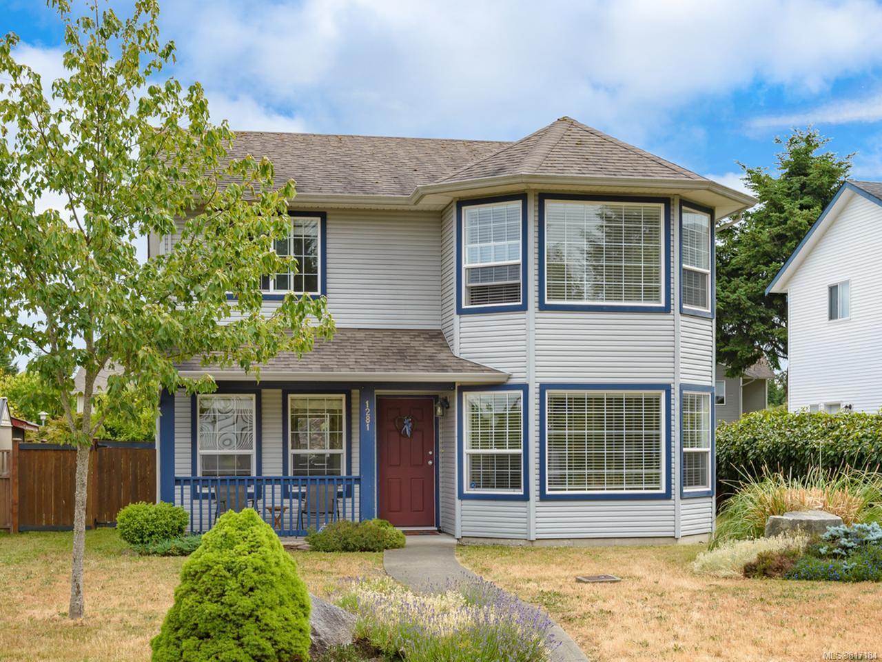 Main Photo: 1281 BECKTON DRIVE in COMOX: CV Comox (Town of) House for sale (Comox Valley)  : MLS®# 817184