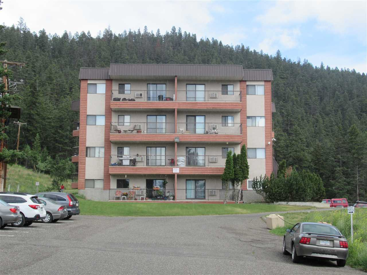 Main Photo: 410 280 N BROADWAY Avenue in Williams Lake: Williams Lake - City Condo for sale (Williams Lake (Zone 27))  : MLS®# R2430532