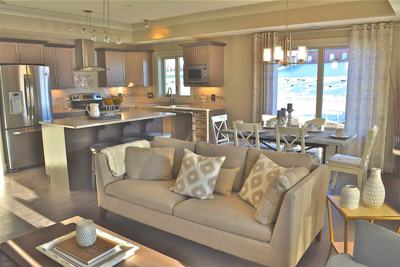 Main Photo: 308 5201 Brougham Drive: Drayton Valley Condo for sale : MLS®# E4200351