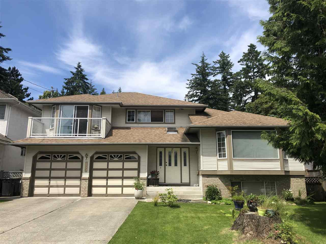 "Main Photo: 1233 WINSLOW Avenue in Coquitlam: Central Coquitlam House for sale in ""BLUE MOUNTAIN AREA"" : MLS®# R2473662"
