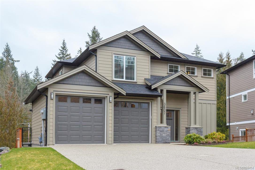 Main Photo: 3607 Urban Rise in Langford: La Olympic View Single Family Detached for sale : MLS®# 833454