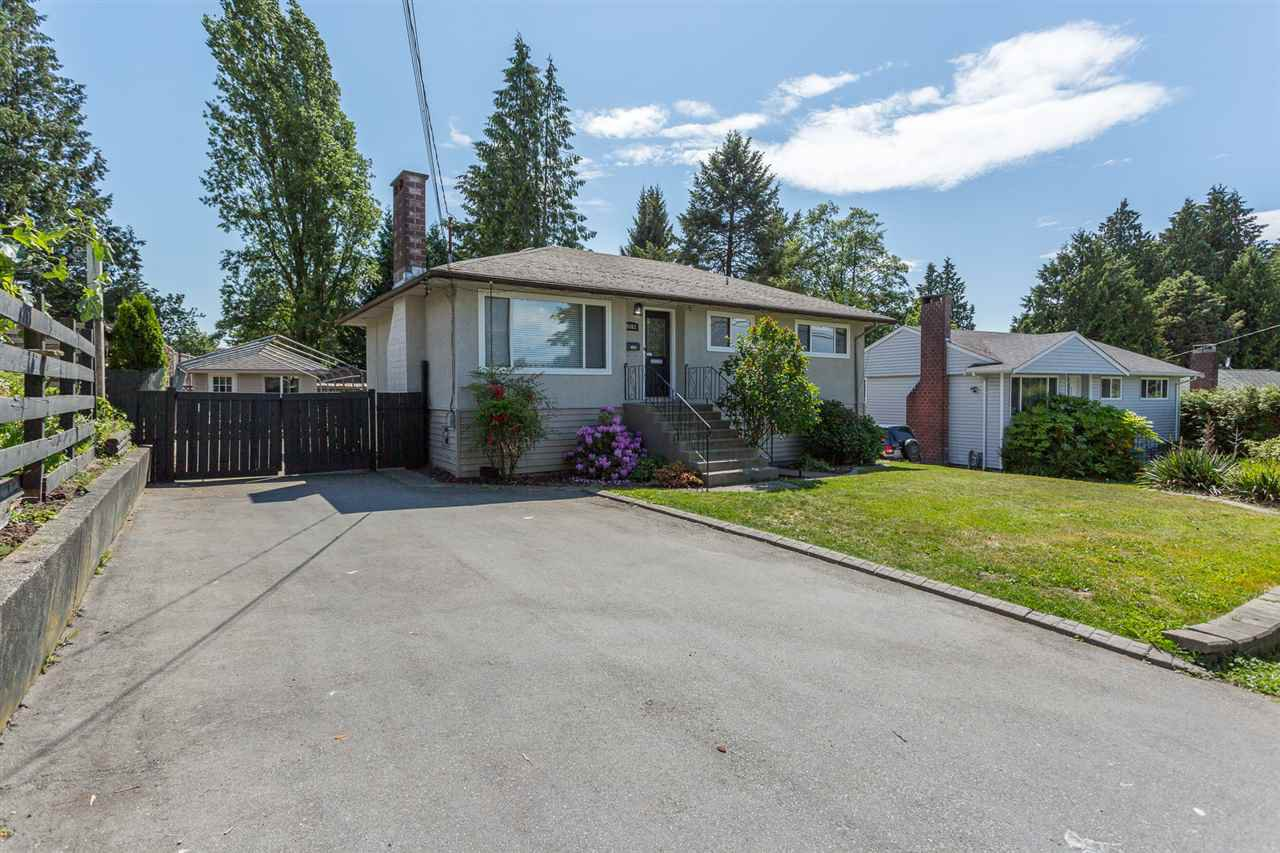 Main Photo: 9403 DAWSON CRESCENT in : Annieville House for sale : MLS®# R2073273