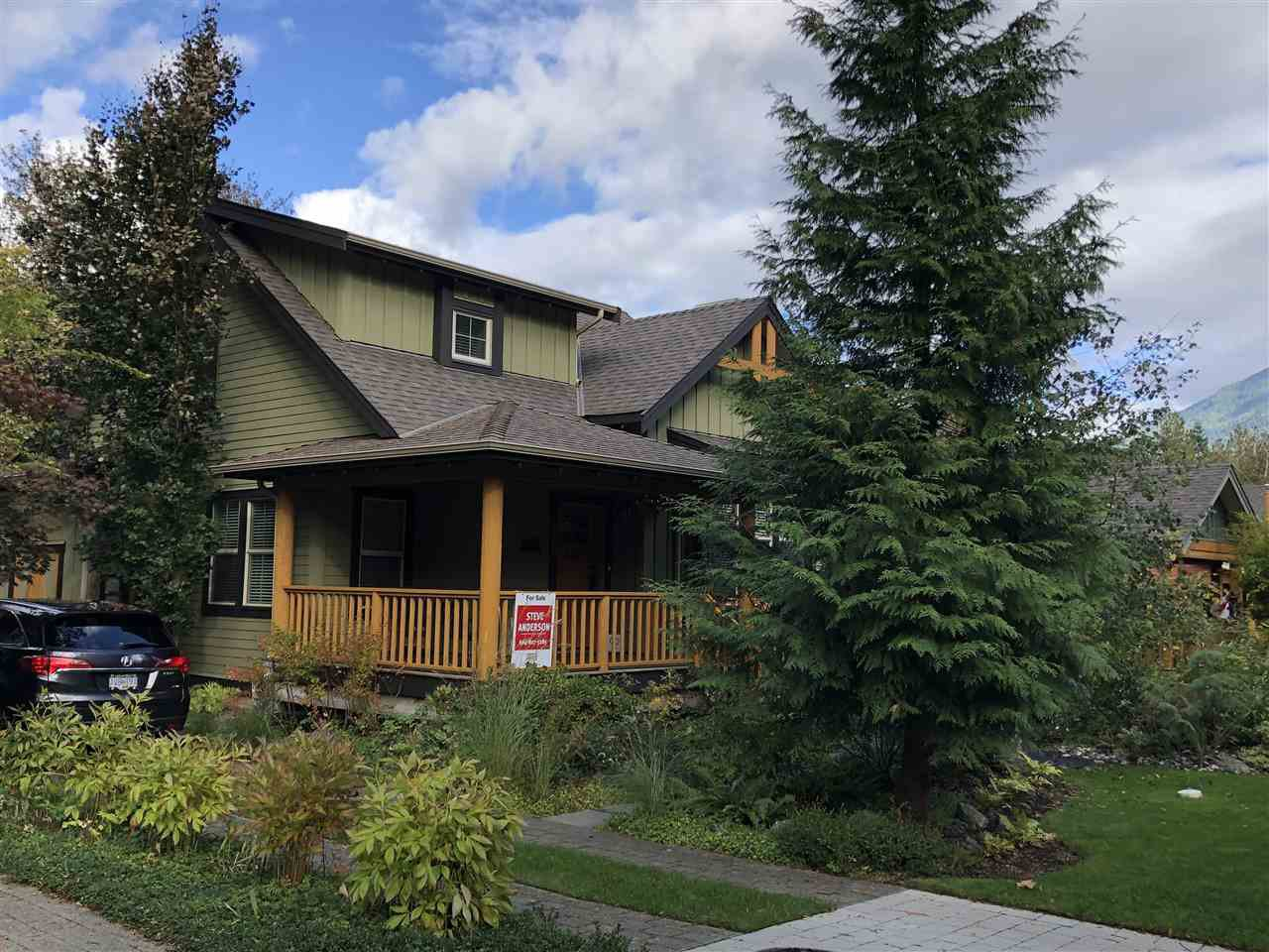 """Main Photo: 1845 MOSSY GREEN Way: Lindell Beach House for sale in """"THE COTTAGES AT CULTUS LAKE"""" (Cultus Lake)  : MLS®# R2500901"""