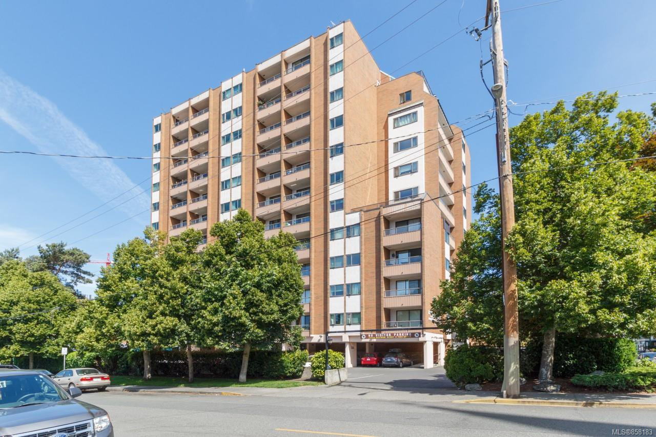 Main Photo: 412 1630 Quadra St in : Vi Central Park Condo for sale (Victoria)  : MLS®# 858183