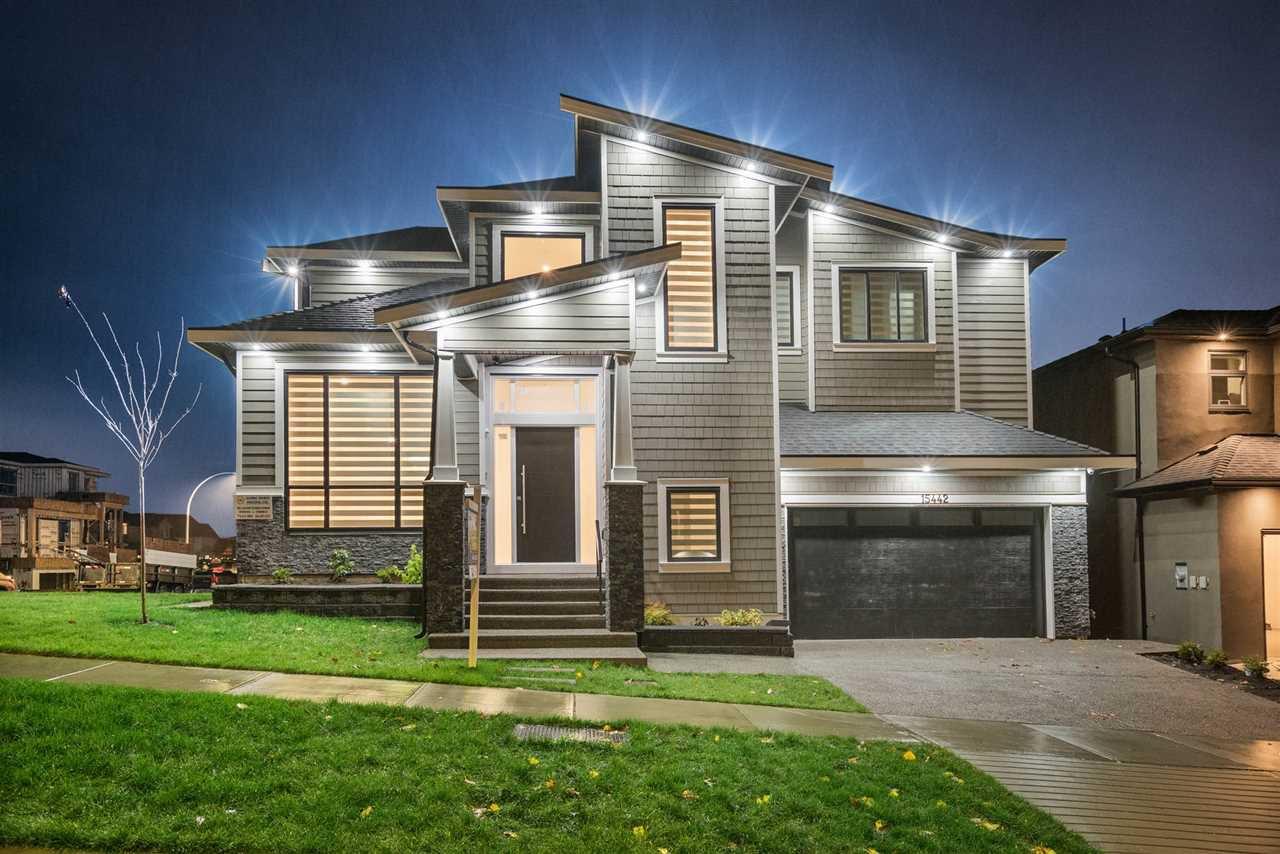 Main Photo: 15442 78 Avenue in Surrey: Fleetwood Tynehead House for sale : MLS®# R2518911