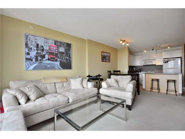 """Photo 3: Photos: 1505 155 W 1 Street in North Vancouver: Lower Lonsdale Condo for sale in """"TIME"""" : MLS®# V891188"""